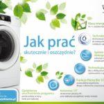 Eko-pranie - skutecznie i oszczędnie