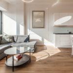 All in white – biel jako sposób na jasne, przestronne i stylowe wnętrze